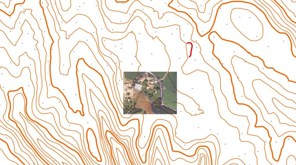 ubicación topográfica del Can Pou