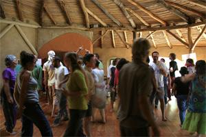 Encuentro EPT en Mas Franch, España